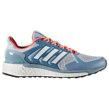 Buy Adidas Supernova Stability Women's Running Shoes, Blue Online at johnlewis.com