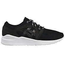 Buy Asics GEL-Lyte Komachi Women's Trainers, Black Online at johnlewis.com