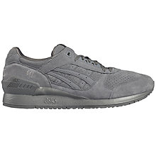 Buy Asics Gel-Respector Men's Trainers, Grey Online at johnlewis.com