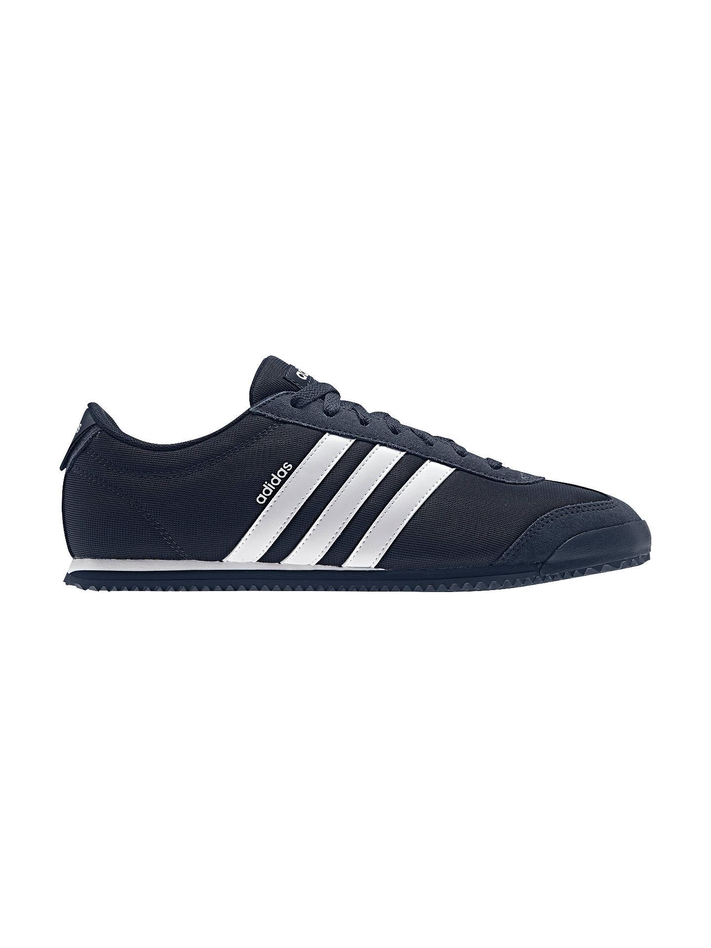 adidas neo trainers navy