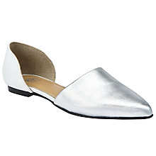 Buy Kin by John Lewis Helmi Two Part Pumps Online at johnlewis.com