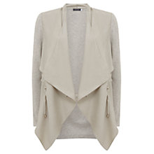 Buy Mint Velvet Contrast Front Cardigan Online at johnlewis.com