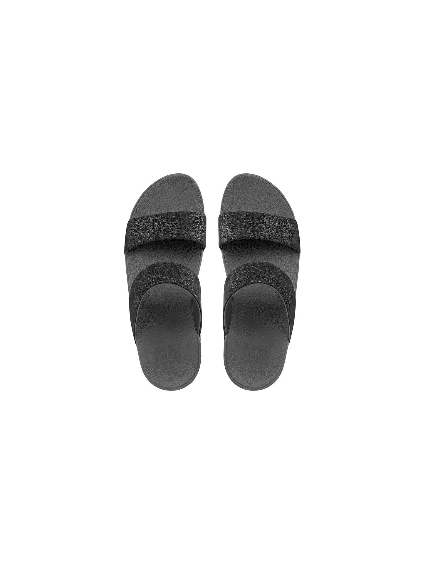 e6a0316d1db FitFlop Shimmy Suede Slide Sandals at John Lewis   Partners