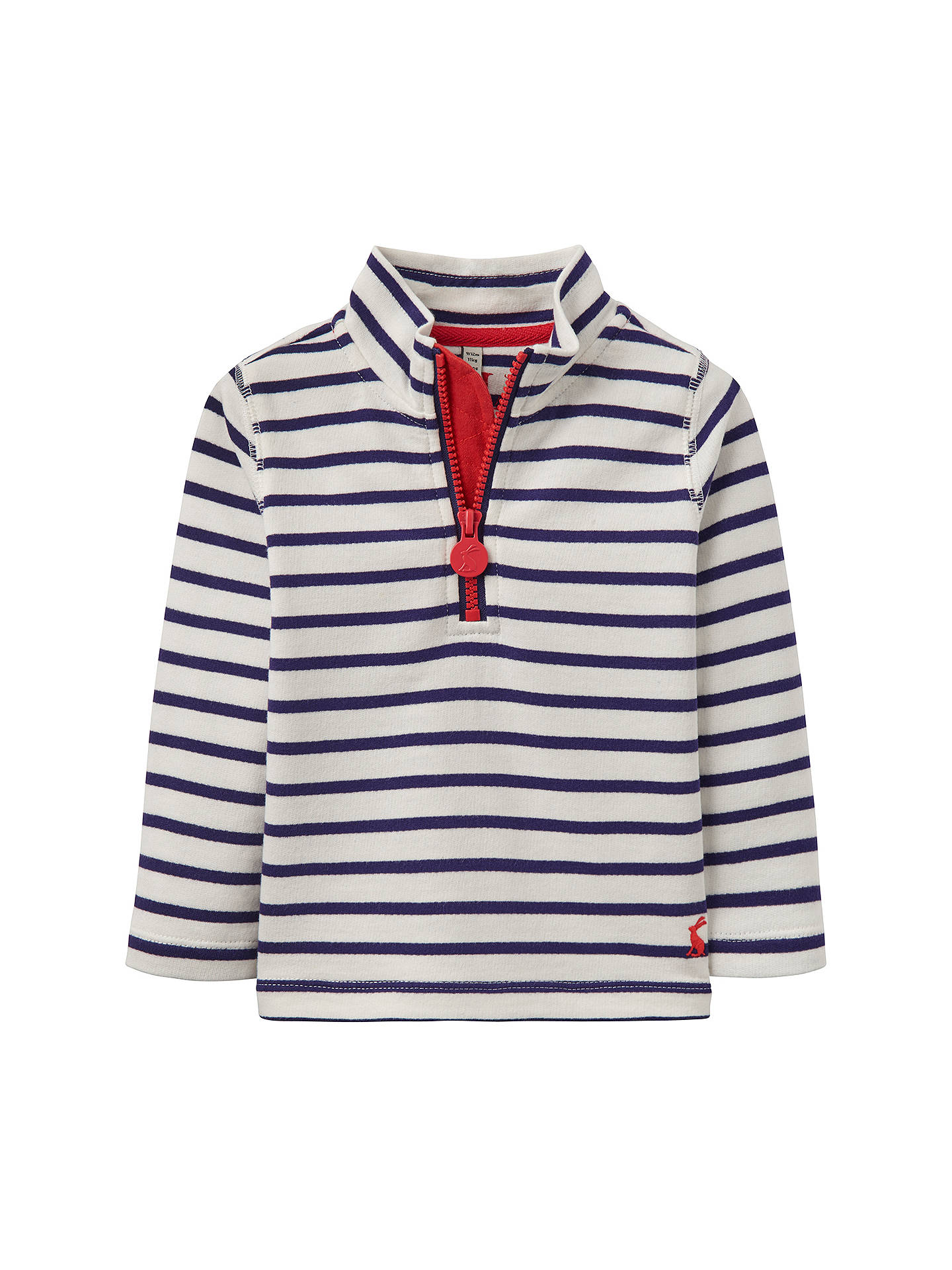 a0303dda471582 BuyBaby Joule Dale Stripe Sweatshirt