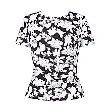 Buy John Lewis Lottie Floral Top Online at johnlewis.com