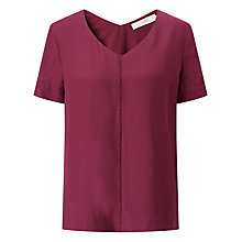 Buy John Lewis Elodie Ladder Stitch Top Online at johnlewis.com
