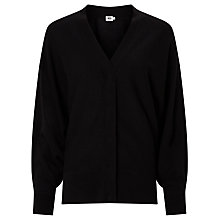 Buy Kin by John Lewis Batwing Reverse Seam Cardigan Online at johnlewis.com