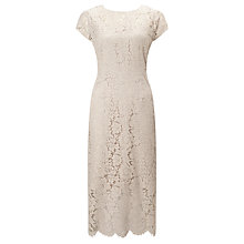 Buy John Lewis Short Sleeve Lace Dress Online at johnlewis.com
