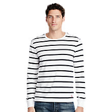 Buy Polo Ralph Lauren Long Sleeve Breton T-Shirt Online at johnlewis.com