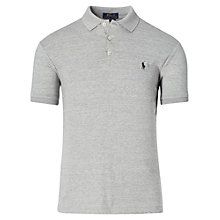 Buy Polo Ralph Lauren Slim Fit Soft Touch Polo Shirt Online at johnlewis.com