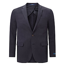 Buy Polo Ralph Lauren Morgan Sportcoat Blazer Jacket, Navy Online at johnlewis.com