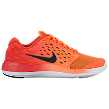 Buy Nike Children's Laced Lunarstelos GS Trainers Online at johnlewis.com