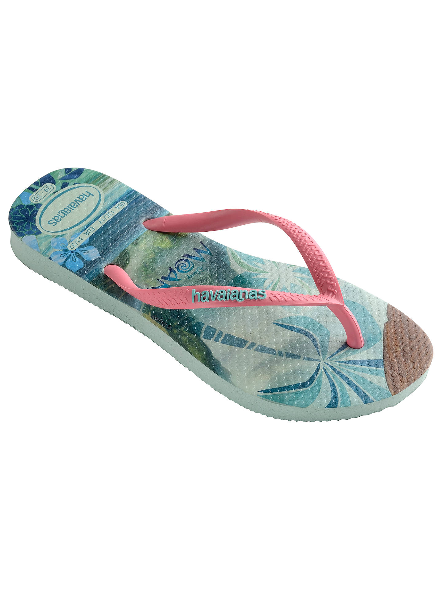 e0968ef528b5 Buy Havaianas Children s Slim Moana Flip Flops