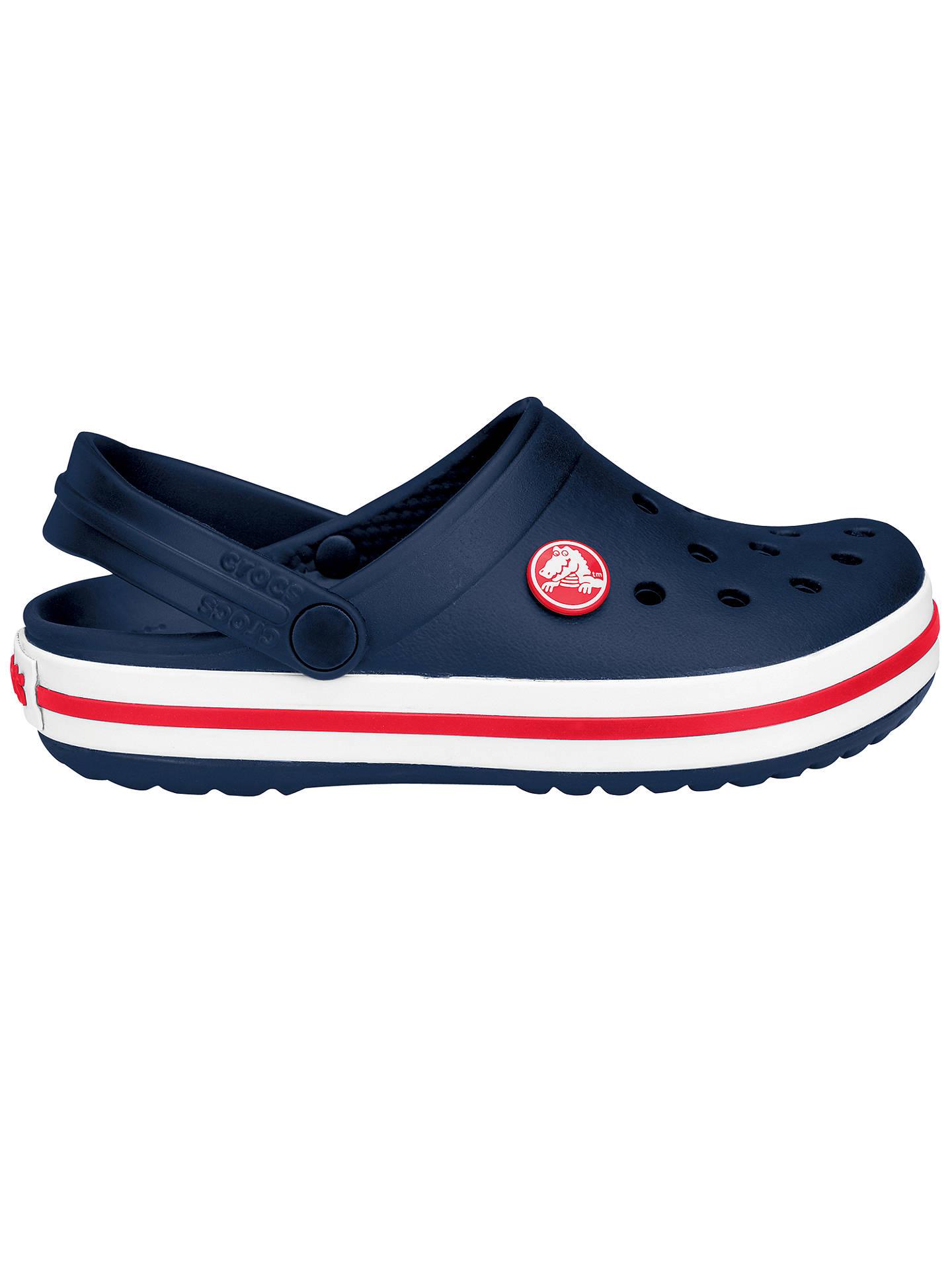 73406192adda Crocs Children s Crocband Clogs at John Lewis   Partners