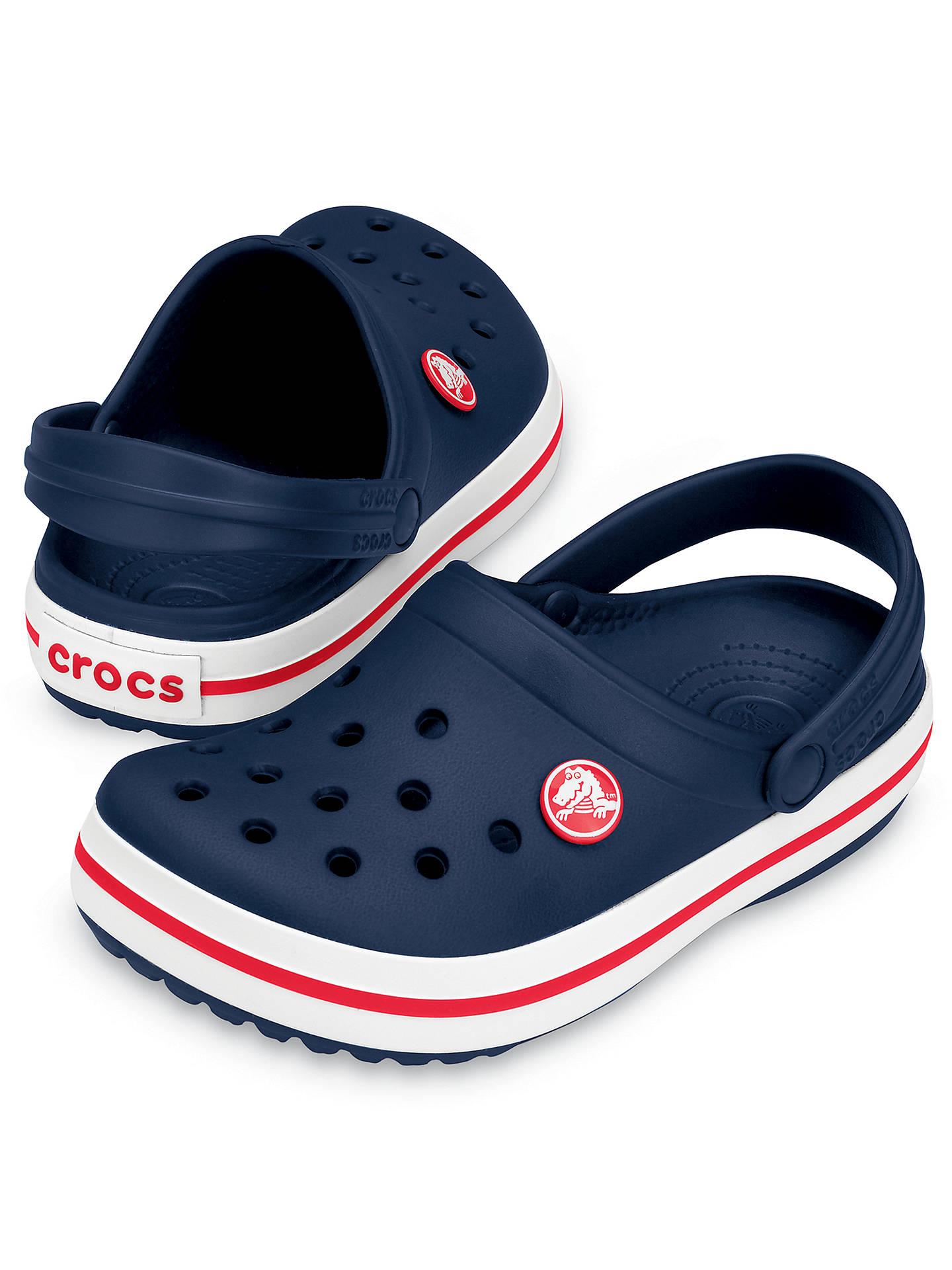 44d183325 Crocs Children s Crocband Clogs at John Lewis   Partners