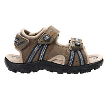 Buy Geox Children's Junior Strada Sandals Online at johnlewis.com