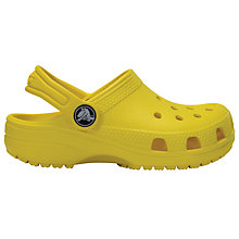 Buy Crocs Children's Classic Croc Clogs Online at johnlewis.com