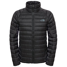 Buy The North Face Men's Trevail Jacket, Black Online at johnlewis.com