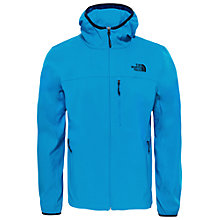 Buy The North Face Nimble Hoodie, Blue Online at johnlewis.com