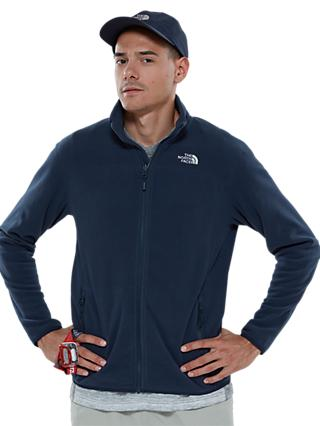 The North Face 100 Glacier Full Zip Men's Fleece