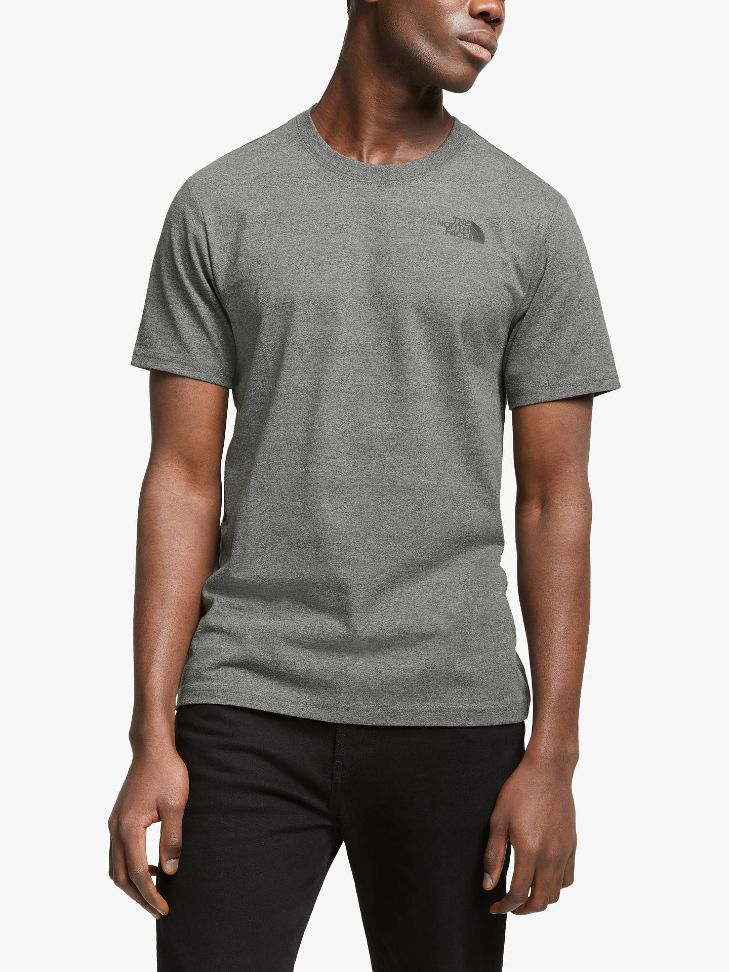 df3bd292b The North Face Cotton Red Box T-Shirt at John Lewis   Partners