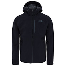 Buy The North Face Apex Flex Shell Jacket, Black Online at johnlewis.com