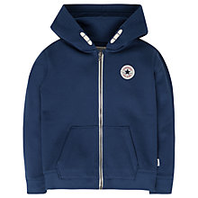 Buy Converse Children's All Star Core Zip Hoodie Online at johnlewis.com