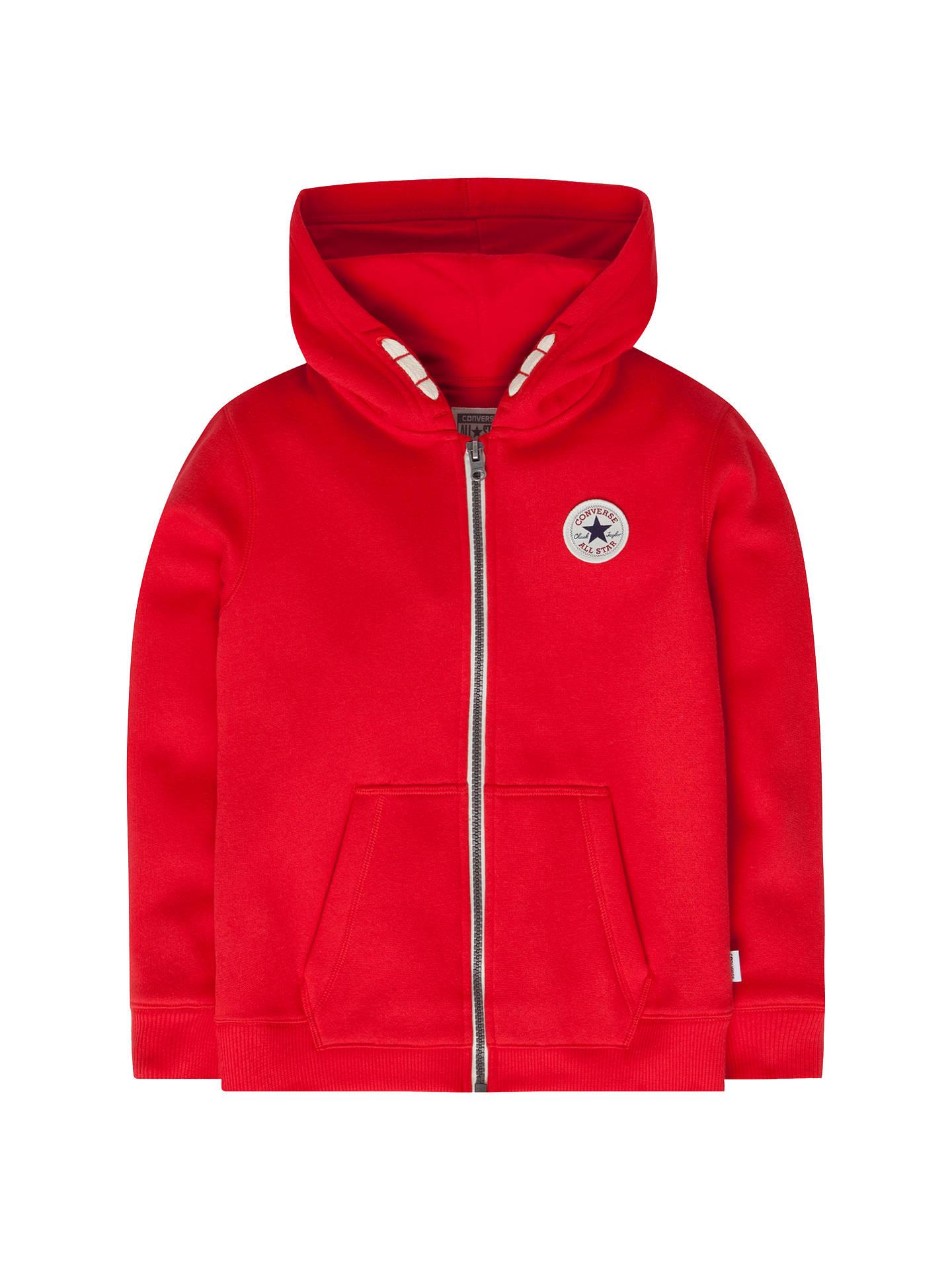 ebd953a9c612 Buy Converse Children s All Star Core Zip Hoodie