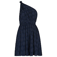 Buy Whistles Rosanna One Shoulder Dress Online at johnlewis.com