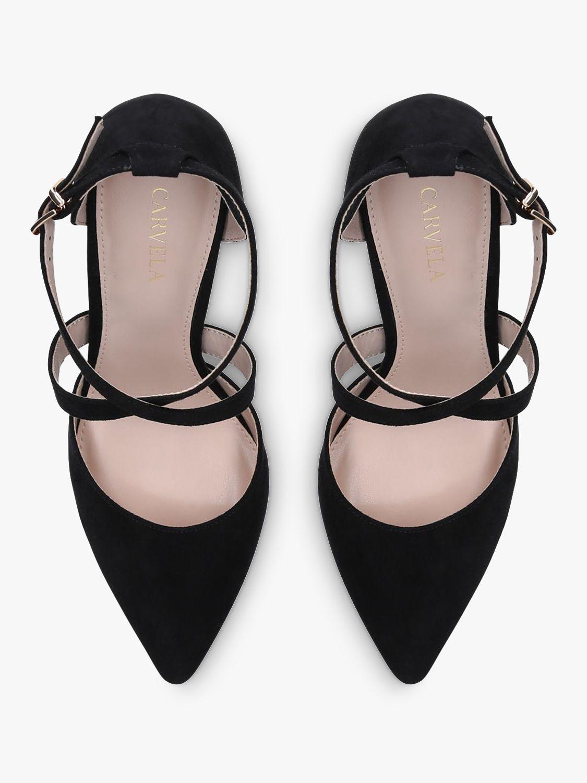 Carvela Carvela Kross 2 Stiletto Heeled Court Shoes