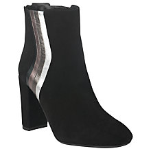 Buy L.K. Bennett Serafina Suede Ankle Boot Online at johnlewis.com