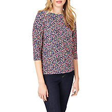 Buy Phase Eight Ditsy Spot Top, Multi Online at johnlewis.com