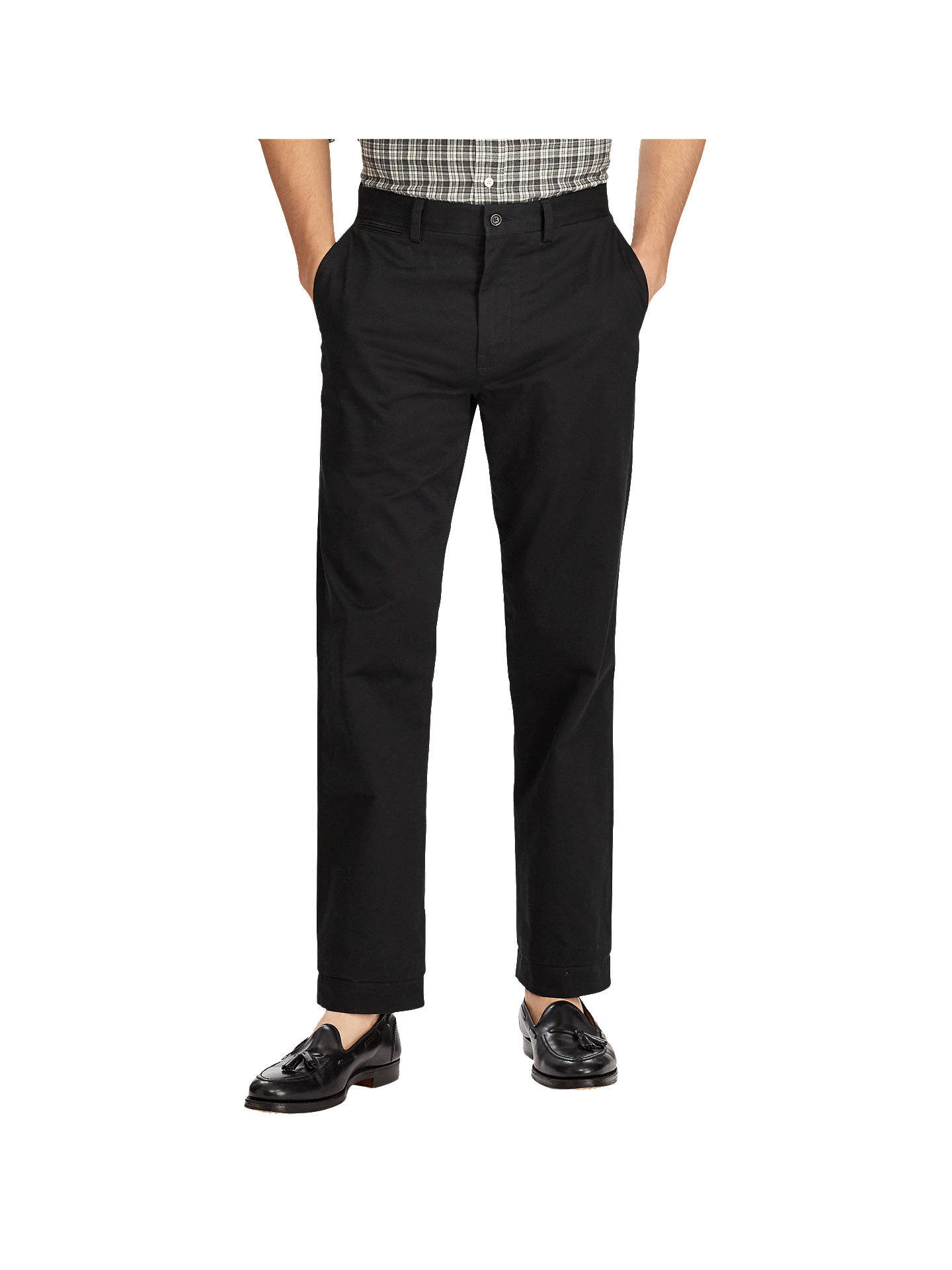 c1302be63 Buy Polo Ralph Lauren Stretch Slim Fit Twill Chinos