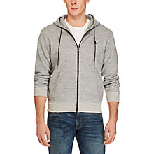 Buy Polo Ralph Lauren Zip Pocket Full Zip Hoodie Online at johnlewis.com