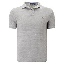 Buy Polo Ralph Lauren Slim Fit Polo Shirt Online at johnlewis.com