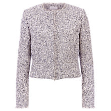 Buy Fenn Wright Manson Petite Geneva Jacket, Navy/Ivory Online at johnlewis.com