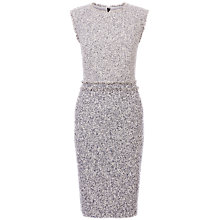 Buy Fenn Wright Manson Petite Geneva Dress, Navy/Ivory Online at johnlewis.com