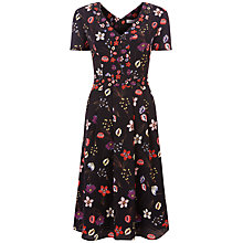 Buy Fenn Wright Manson Petite Antibes Botanical Print Dress, Multi Online at johnlewis.com