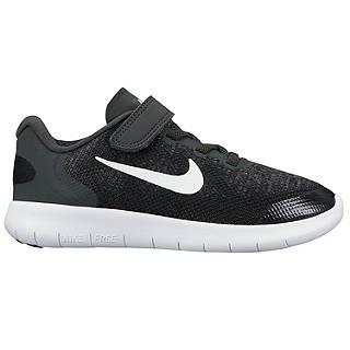 100% garanti haute qualité Nike Free Run 2 Junior Partie En Noir Et Blanc qualité supérieure paiement visa rabais vente meilleur prix UuIOZN