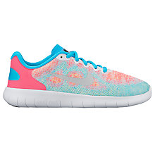 Buy Nike Children's Free Run 2 Lace Up Trainers Online at johnlewis.com