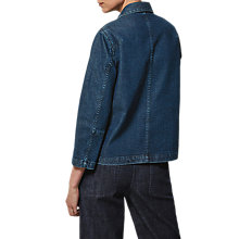 Buy Toast Denim Jacket, Indigo Online at johnlewis.com