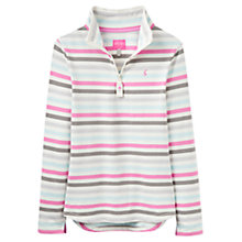 Buy Joules Fairdale Stripe Sweatshirt, Neopolitan Stripe Online at johnlewis.com