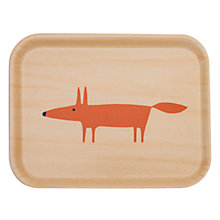 Buy Scion Mr Fox Tray Online at johnlewis.com