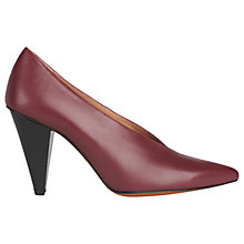 Buy Whistles Soto V Throat Court Shoes Online at johnlewis.com