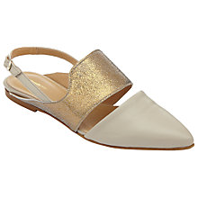 Buy Modern Rarity G Marica Slingback Court Shoes Online at johnlewis.com
