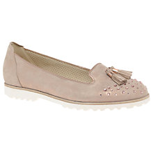 Buy Gabor Caris Tassel Pumps, Rose Online at johnlewis.com
