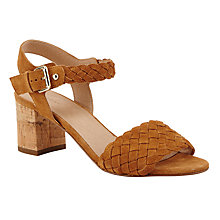 Buy John Lewis Jenna Block Heeled Sandals Online at johnlewis.com