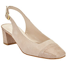 Buy John Lewis A Casa Slingback Court Shoes Online at johnlewis.com