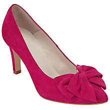 Buy John Lewis Avril Bow Stiletto Court Shoes Online at johnlewis.com