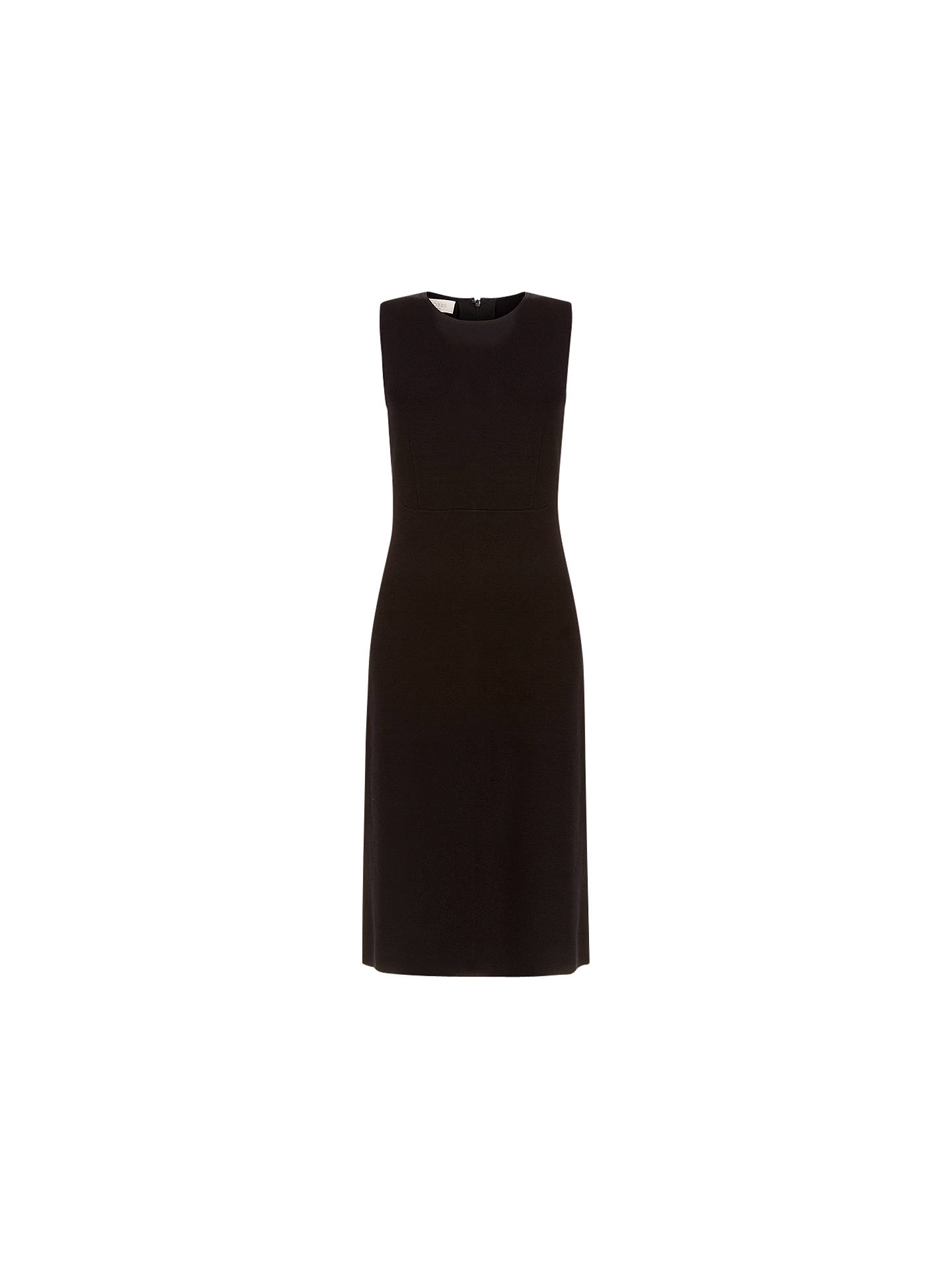 1c4816806a9 Buy Hobbs Melody Dress, Black, 6 Online at johnlewis.com
